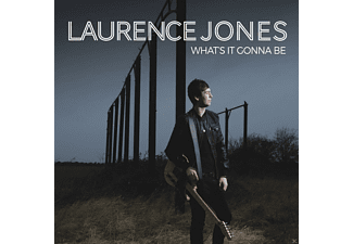 Laurence Jones - What's It Gonna Be - (CD)
