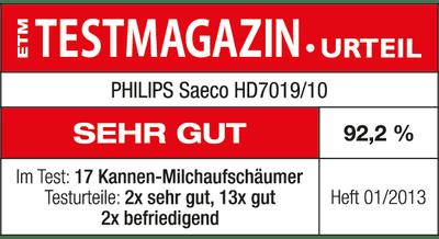 saeco milchaufsch umer hd 7019 10 netzbetrieb mediamarkt. Black Bedroom Furniture Sets. Home Design Ideas