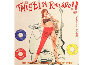 VARIOUS - Twistin' Rumble Vol.4 - (Vinyl)