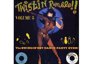 VARIOUS - Twistin' Rumble Vol.5 - (Vinyl)