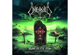 Unleashed - Dawn Of The Nine - (Vinyl)