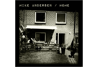 Mike Anderson - Home - (CD)