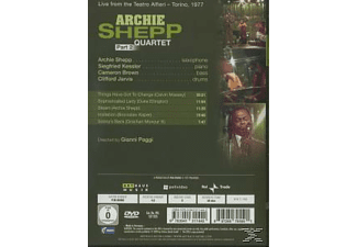 Archie Shepp Quartet - Live From The Teatro Alfieri 1977 [DVD]