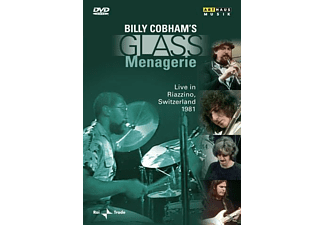 Billy Cobham, VARIOUS - Glass Menagerie - (DVD)