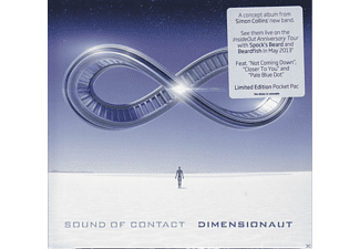 Sound Of Contact - Dimensionaut [CD]