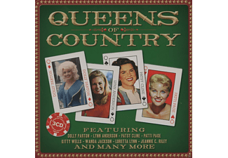 VARIOUS - Queens Of Country (Lim.Metalbox Ed.) [CD]