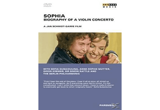 VARIOUS - Biography Of A Violin Concerto [DVD]