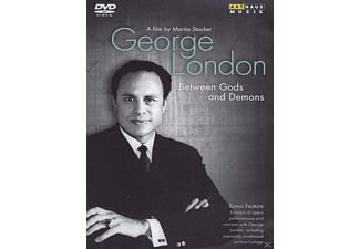 George London - Between Gods and Demons - (DVD)