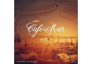 VARIOUS - Cafe Del Mar Terrace Mix 4 - (CD)