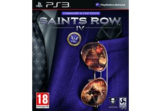 Saints Row IV Commander in Chief Edition PS3