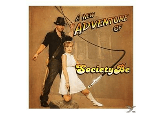 Societybe - A New Adventure Of - (CD)