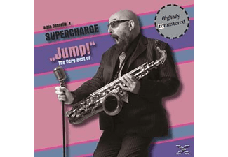 Albie Donnelly's Supercharge - Jump! The Very Best Of Supercharge - (CD)
