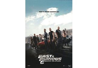 FAST AND  FURIOUS 6: ΜΑΧΗΤΕΣ ΤΩΝ ΔΡΟΜΩΝ Blu-ray