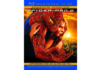 SPIDERMAN 2 (BD 4K) 4K Ultra HD Blu-ray