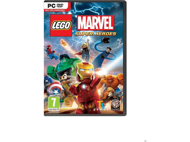 LEGO Marvel Super Heroes PC gaming   offline pc παιχνίδια pc computing   tablets   offline παιχνίδια pc