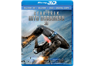 Star Trek Into Darkness Blu-ray 3D