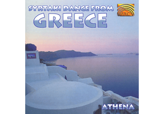 A.T.H.E.N.A. - Syrtaki Dance From Greece [CD]