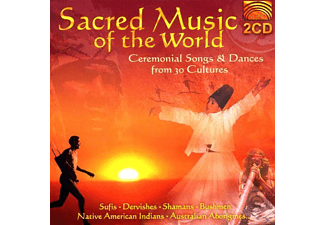 VARIOUS - Sacred Music Of The World [CD]