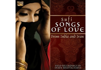 Deben Bhattacharya - Sufi Songs Of Love From India And Iran [CD]