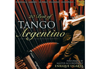 Enrique Ugarte - 20 Best Of Tango Argentino [CD]