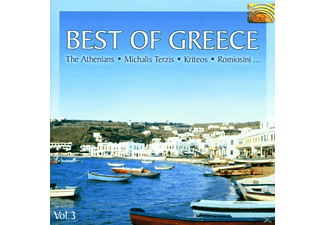 VARIOUS - Best Of Greece Vol.3 [CD]