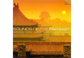 VARIOUS - Sounds Of The Far East [CD]