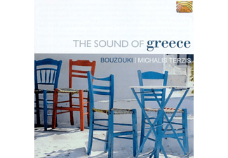 Terzis Michalis - The Sound Of Greece-Bouzouki - (CD)