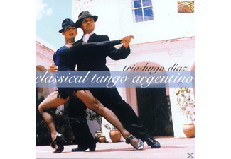 Hugo Trio Diaz - Classical Tango Argentino [CD]