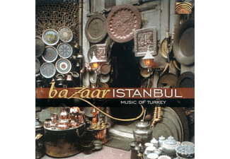 VARIOUS - Bazaar Istanbul-Music Of Turkey [CD]