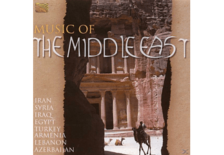 VARIOUS - Music Of The Middle East - (CD)