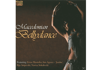 VARIOUS - Macedonian Bellydance - (CD)
