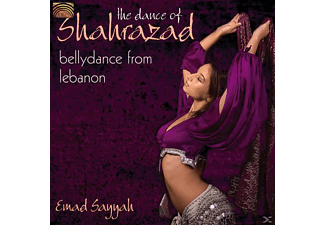 Emad Sayyah - Dance Of Shahrazad - (CD)
