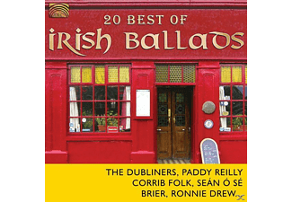 VARIOUS - 20 Best Of Irish Ballads [CD]