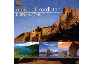 Dursan Acar - Music Of Kurdistan - (CD)