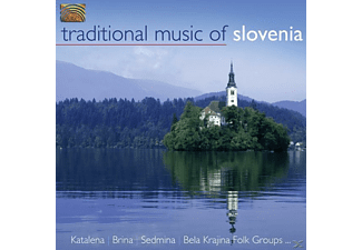 VARIOUS - Traditional Music Of Slovenia [CD]
