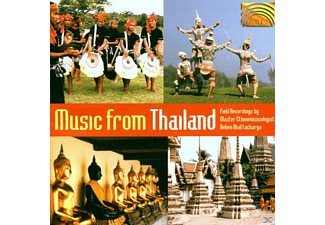 VARIOUS - Music From Thailand [CD]