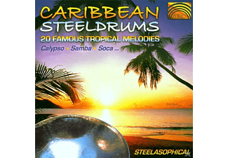 Steelasophical - Caribbean Steeldrums [CD]