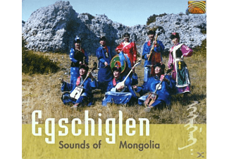 Egschiglen - Sounds Of Mongolia [CD]