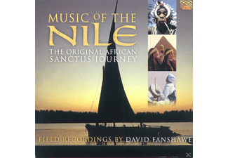 David Fanshawe - Music Of The Nile - (CD)