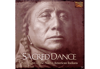 VARIOUS - Sacred Dance-Pow Wows Of The [CD]