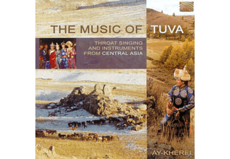 Ay-kherel - The Music Of Tuva [CD]