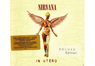 Nirvana - IN UTERO (20TH ANNIVERSARY) (DELUXE EDITION) [CD]