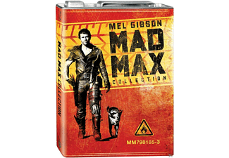 Mad Max - Limited Edition Trilogy DVD