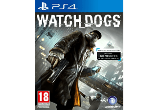 Watch Dogs Standard Edition PS4