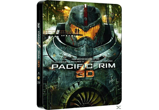 Pacific Rim Future Pack SteelBook Blu-ray 3D