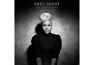 Emeli Sande - Our Version Of Events (Deluxe Edition) CD