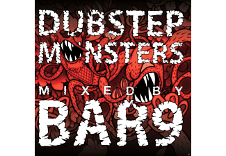 VARIOUS - Dubstep Monsters Mixed By Bar 9 - (CD)