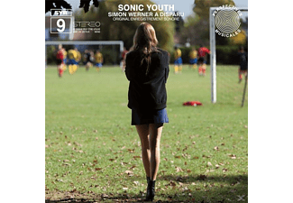 Sonic Youth - Simon Werner A Disparu [CD]