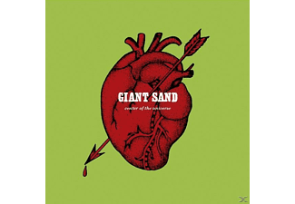 Giant S - Center Of The Universe: 25th Anniversary - (CD)