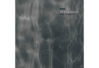 Wire - The Black Session: Paris 10.05.2011 - (CD)